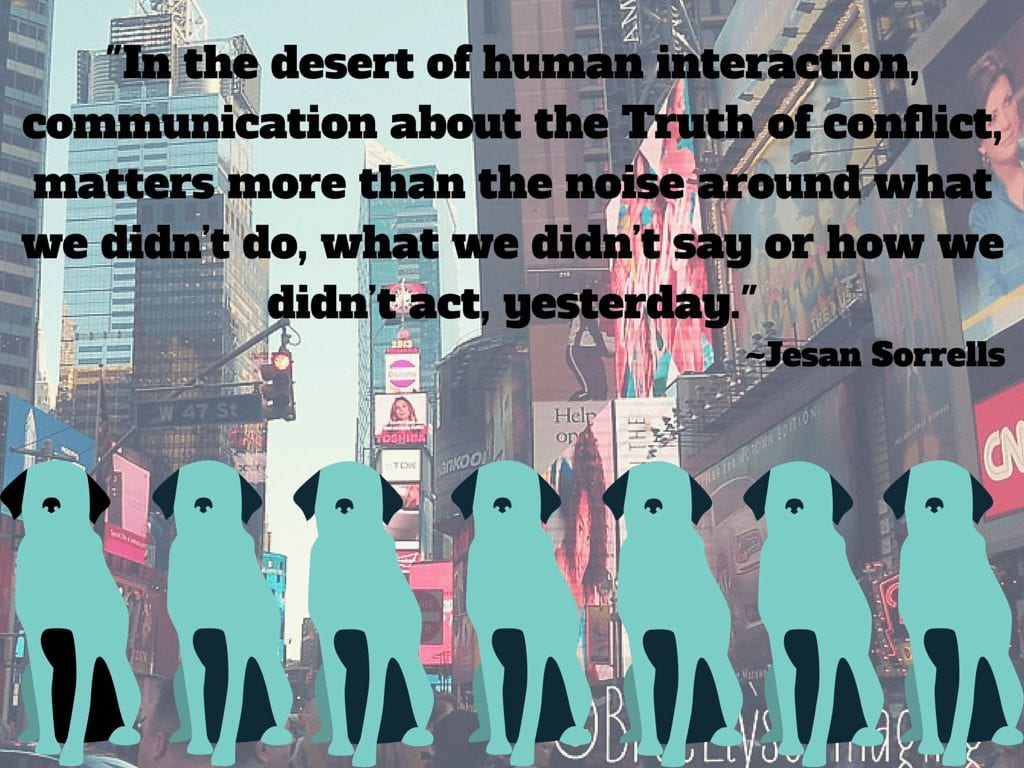 Desert of Human Interaction Quote