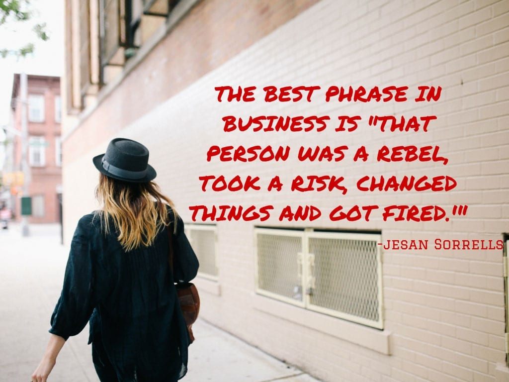 The Best Phrase in Business-