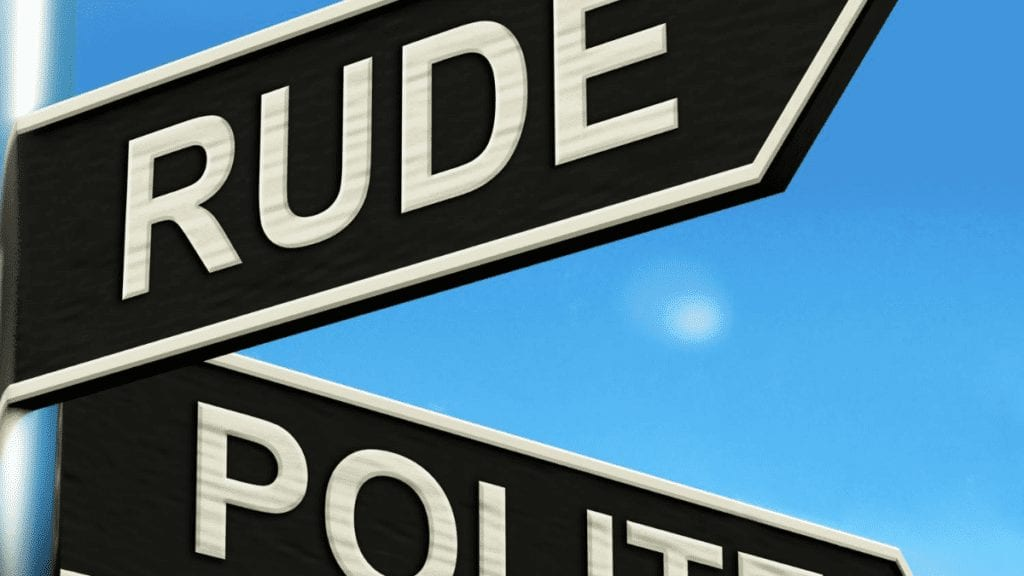 Drivers of Workplace Incivility Gain Traction